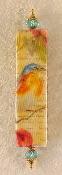 Elegant Mezuzah - Bluebird in the Spring